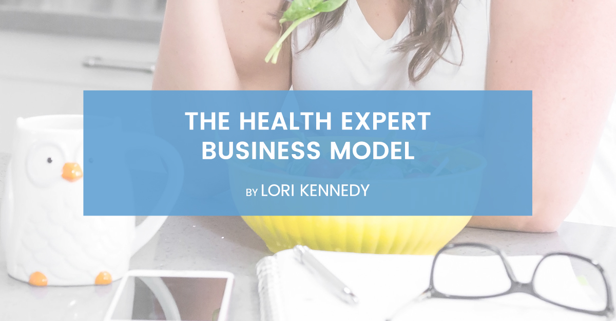 The Health Expert Business Model