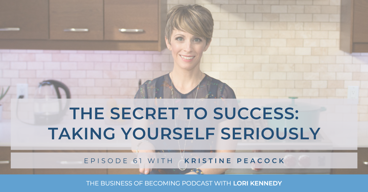 Learn the secret to success for your online business in the health industry. Whether you are a health coach, nutritionist or personal trainer. This episode is for you.
